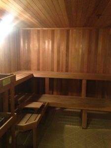 Indoor Sauna