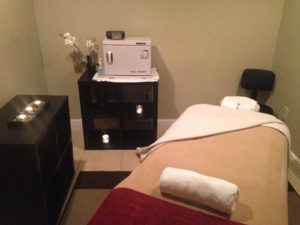 Vitality Treatment Room